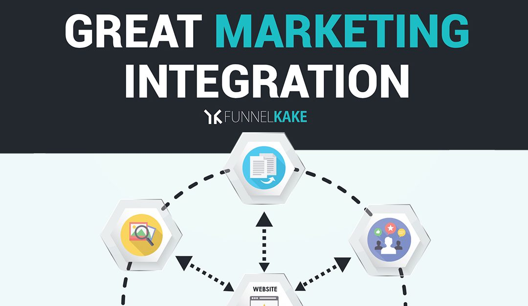Infographic: Great Marketing Integration