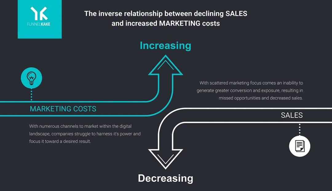 E-Commerce Case Study: Declining Revenue and Increased Marketing Costs
