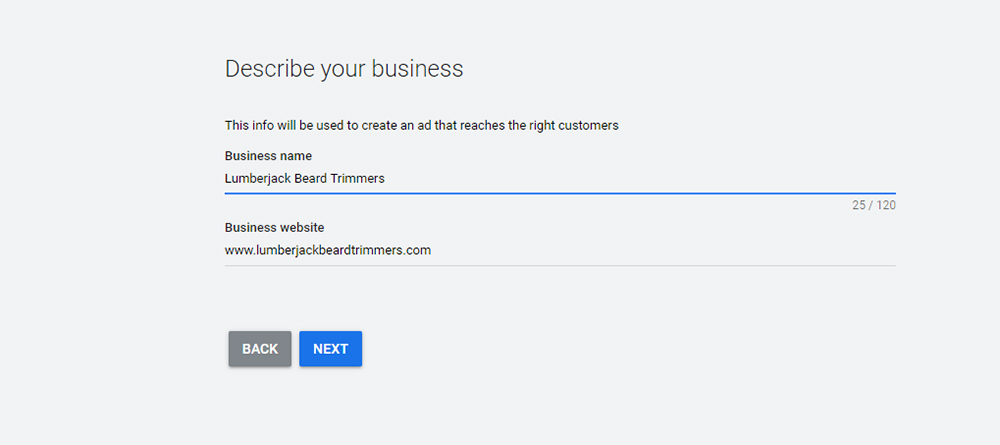 ppc ads google smart campaign 2