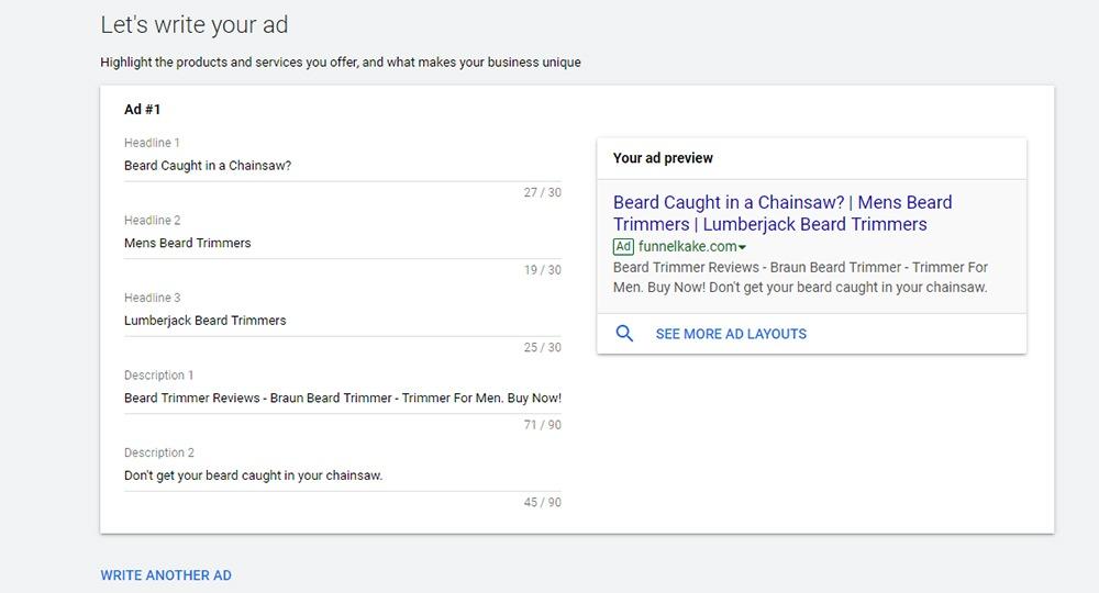 ppc ads google smart campaign 5